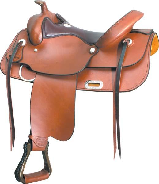 Billy Cook Saddlery Dra' Horse Saddle