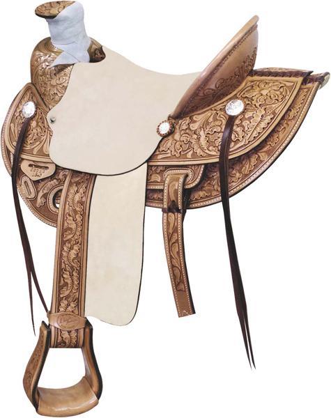 Saddlesmith Of Texas Wade Ranch Saddle