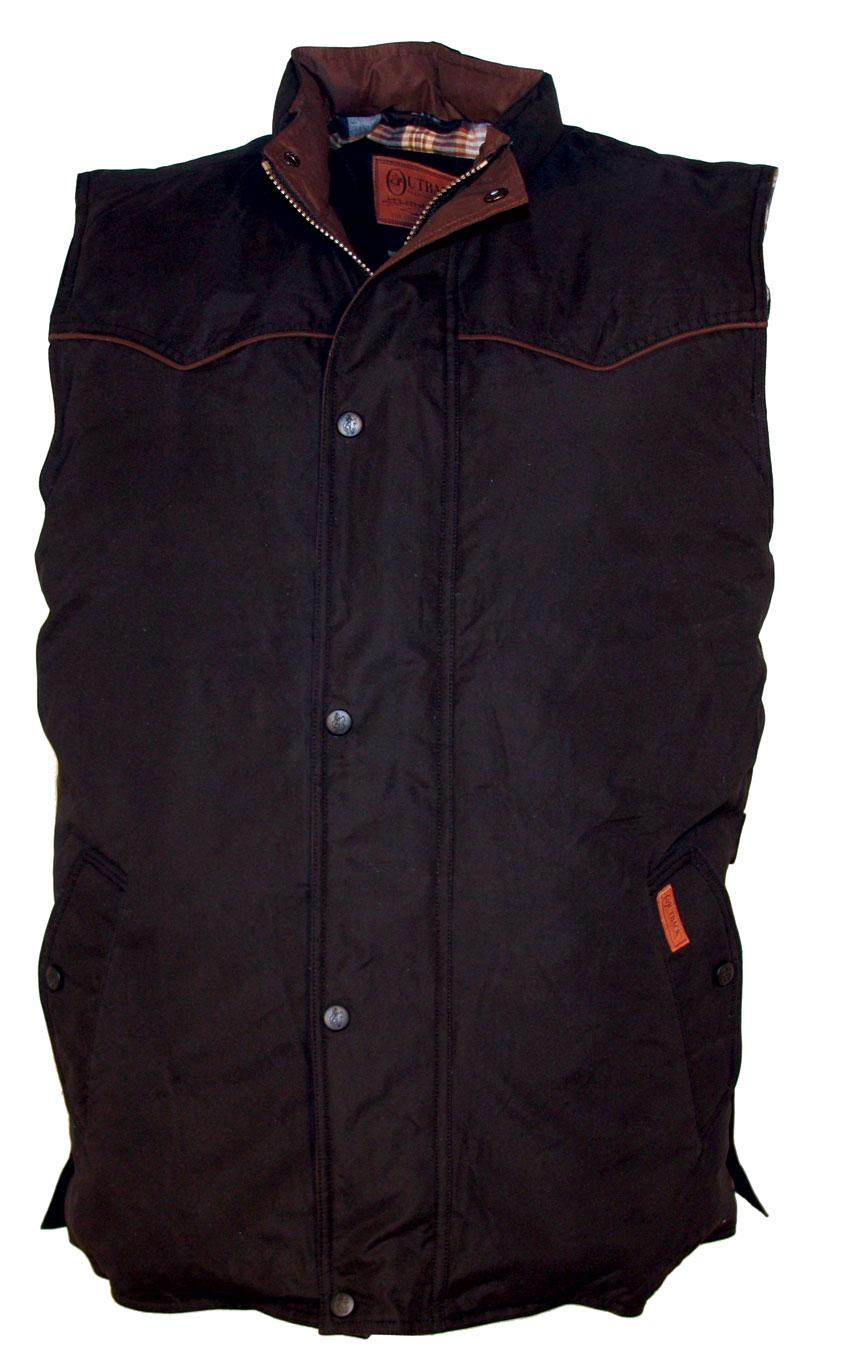 Outback Trading Men's Sydney Down Vest