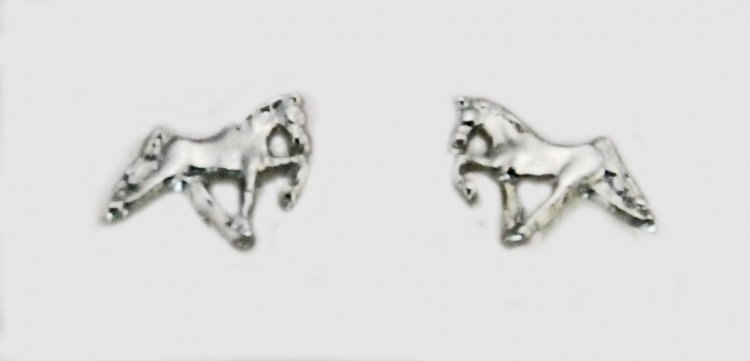 Finishing Touch Finishing Touch Walking Horse Pierced Ear - Imitation Rhod