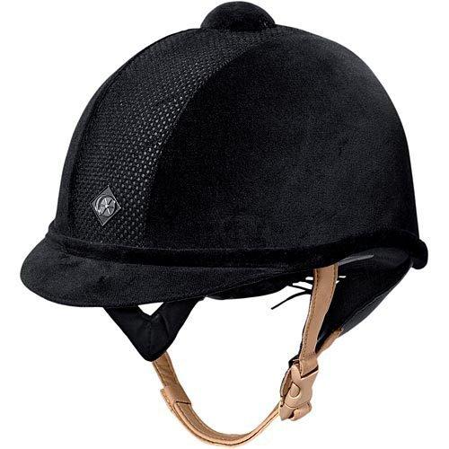Charles Owen Ayr8 Classic Helmet - Flesh Harness