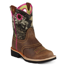 Ariat Fatbaby Cowgirl Kids Boot