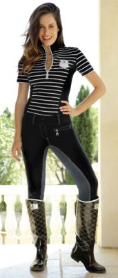 Goode Rider Ladies Pro Rider Full Seat Breeches