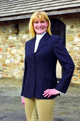 Perri's Ladies Riding Coat
