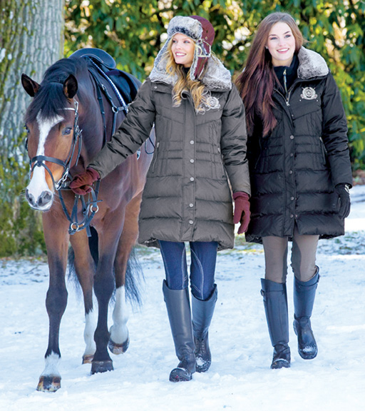 Mountain Horse Majesty Down Coat