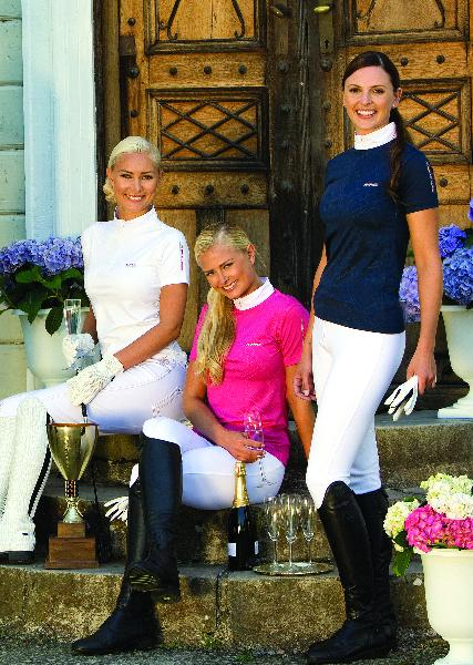 Mountain Horse Ladies Performance Tech Top
