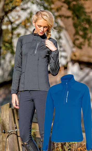 Mountain Horse Energy Long Sleeve Tech Top