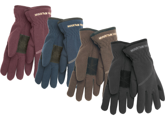 Mountain Horse Hand Cozy Fleece Glove