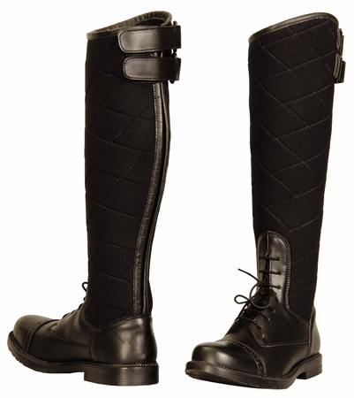 TuffRider Ladies' Alpine Quilted Field Boot