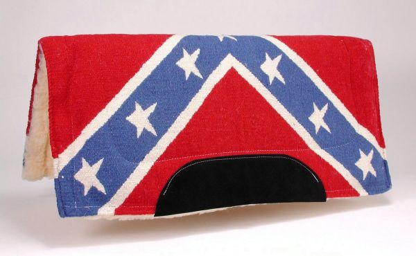 Tough-1 Rebel Design Saddle Blanket