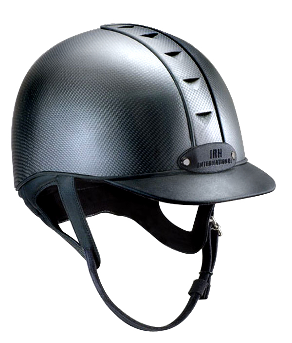 IRH ATH Carbon Fiber Riding Helmet