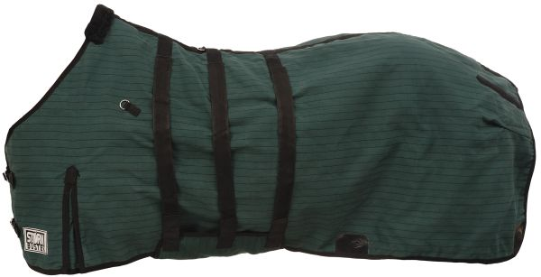 STORM-BUSTER Belly-Wrap Blanket