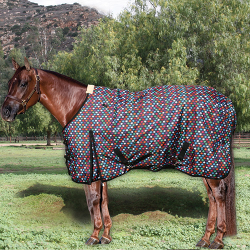 Professionals Choice Equisential 600D Winter Turnout Blanket