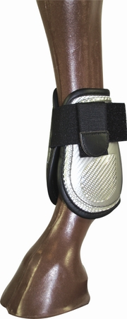 TUFFRIDER Silver Hind Horse Boot