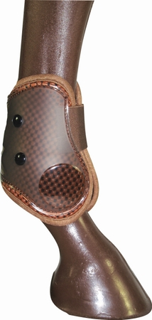TUFFRIDER Brown Hind Horse Boot