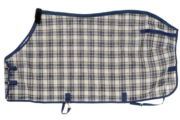 Deluxe Plaid Mesh Fly Sheet