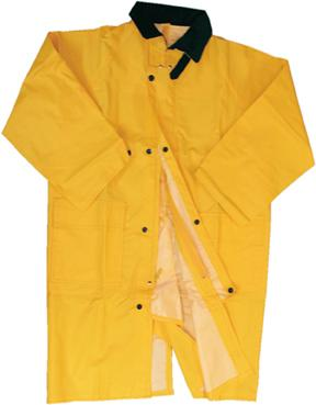 Poly Rain Slicker