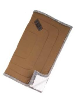Weaver Combination Pack Saddle Pad