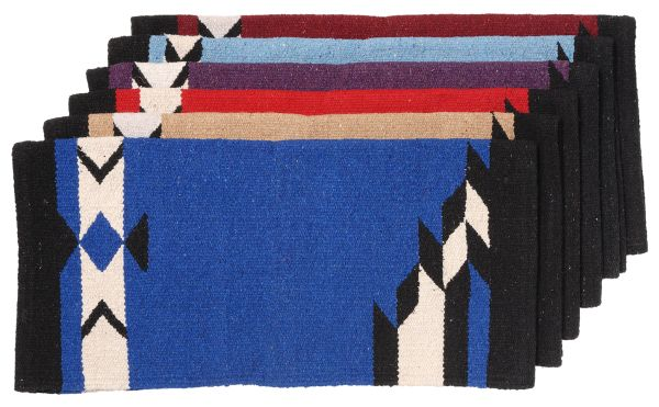 Tough-1 Topeka Double Weave Saddle Blanket