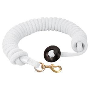 Weaver Round Cotton Lunge Line with Brass Snap