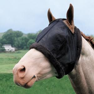 Weaver Deluxe Fly Mask with o Ears