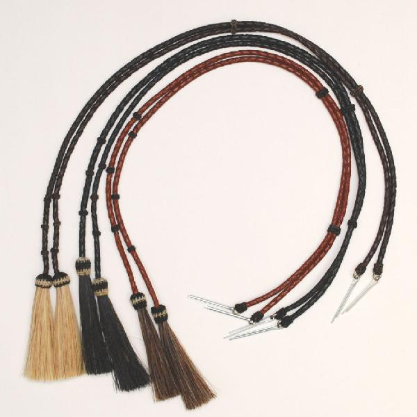 Stampede Strings Horsehair & Leather