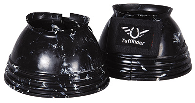 TuffRider Ringer Bell Boot With Velcro
