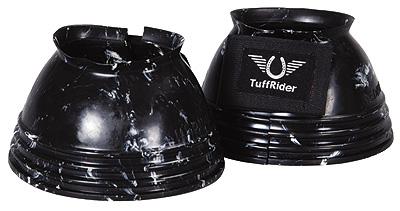 TuffRider Ringer Bell Boot With hook & loop fastener