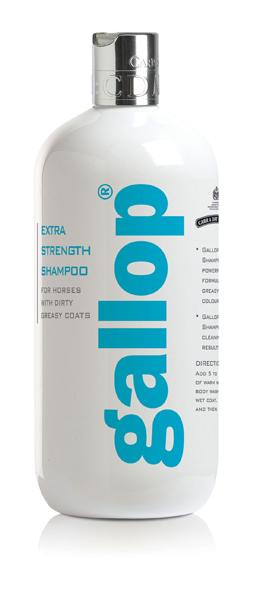 Carr & Day & Martin Horse Gallop Extra Strength Shampoo
