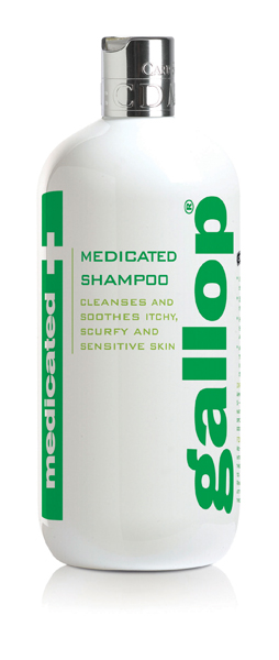 Carr & Day & Martin Horse Gallop Medicated Shampoo