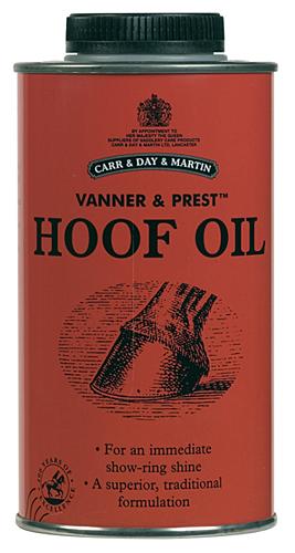 Carr & Day & Martin Horse Vanner & Prest Hoof Oil