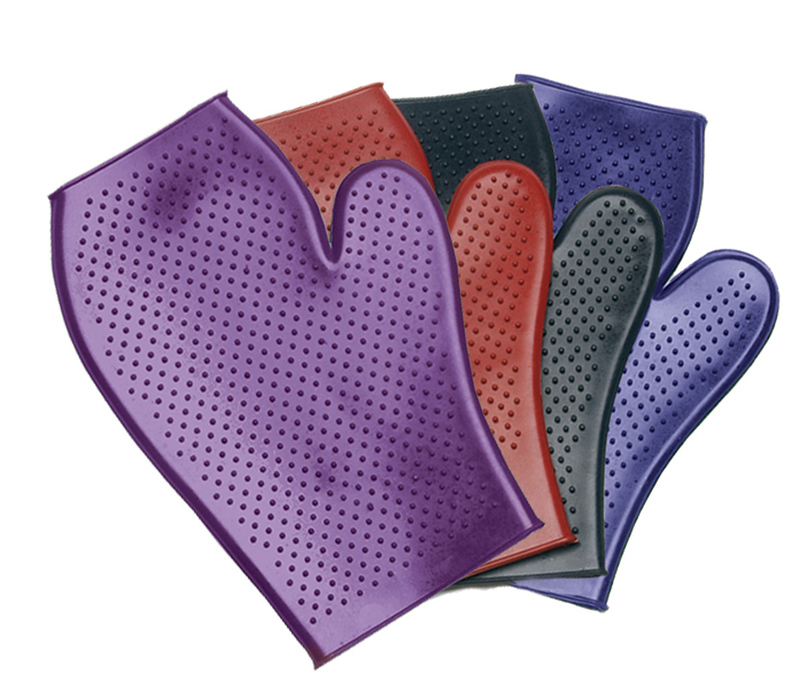 Equi-Essentials Rubber Massage Mitt