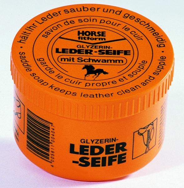 Saddle Soap with Applicator