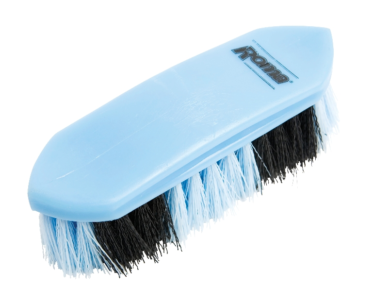 Roma 2 Tone Plastic Dandy Brush