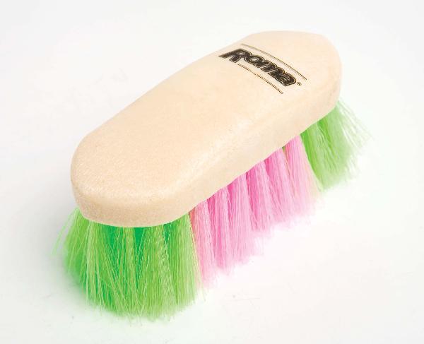 Roma 2 Tone Neon Dandy Brush