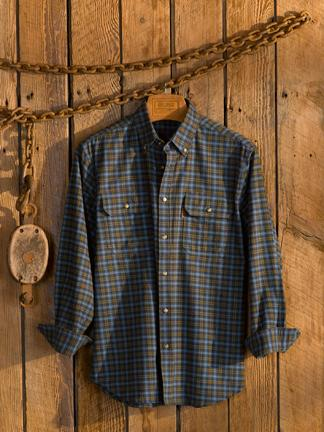 Outback Trading Mens Classic Shirt