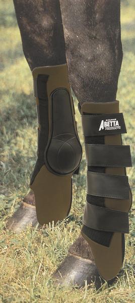 Abetta Splint & Bell Combo Boots
