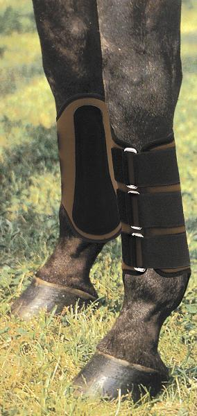 Abetta Splint Boots With Aire-Grip