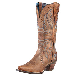 Ariat Womens Heritage Western X Toe