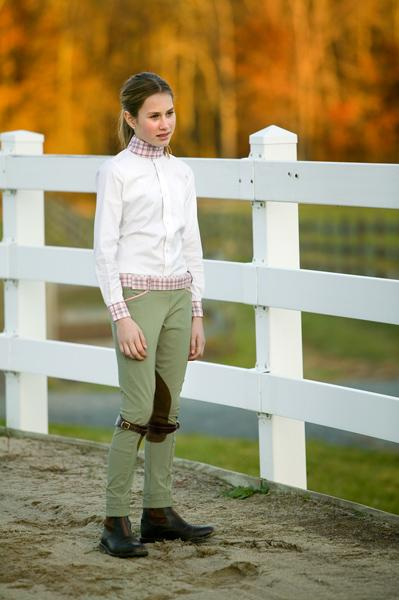 E Couture F3 Jodhpurs Kids