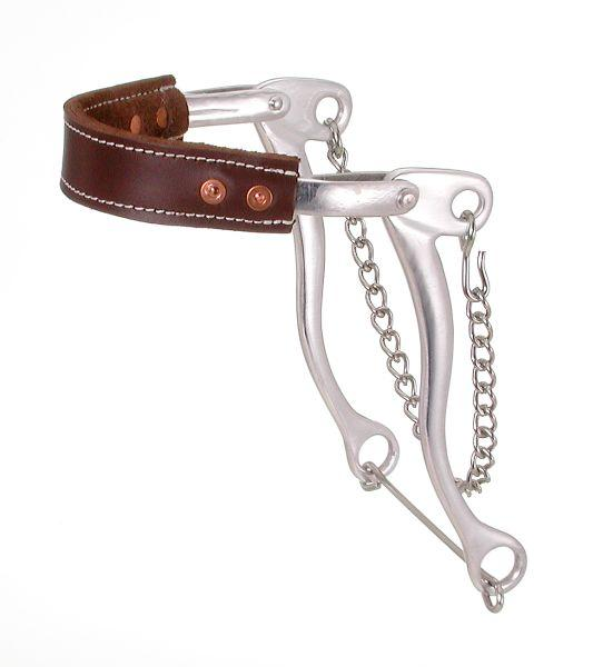 Kelly Silver Star Hackamore