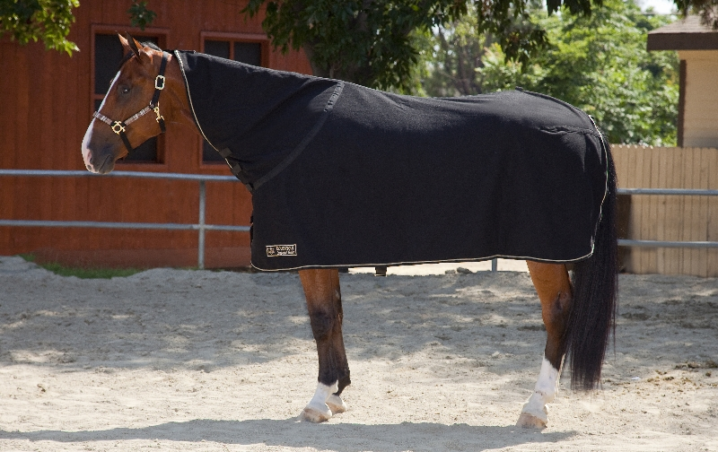 Kensington High Neck Fitted Polar Fleece Cooler