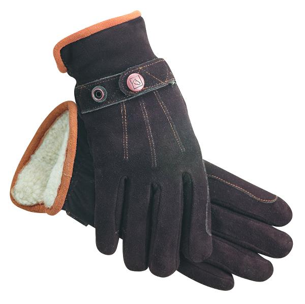 SSG Deer Suede Gloves