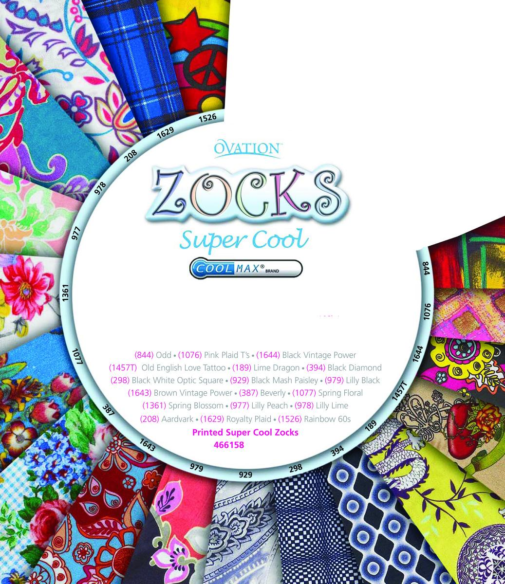 Ovation Zocks CoolMax Socks