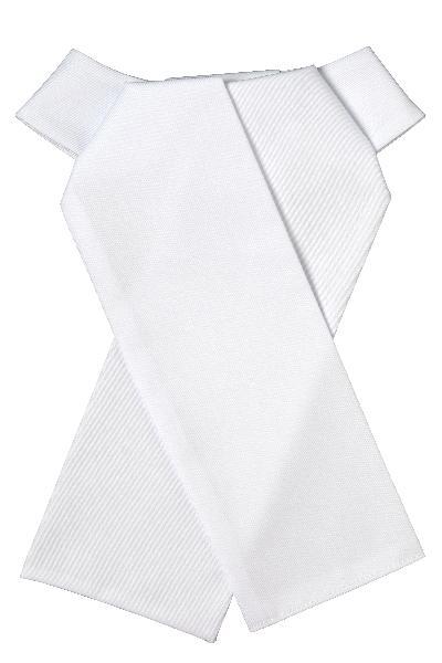 Ovation Euro Cotton Pre-tied Stock Tie