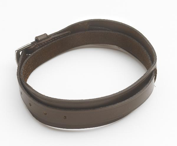 Ovation Leather Garter Strap