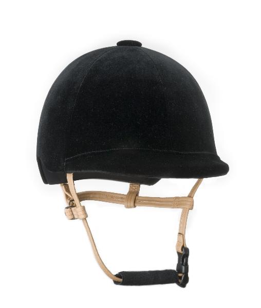 Pegasus Velvet Show Helmet