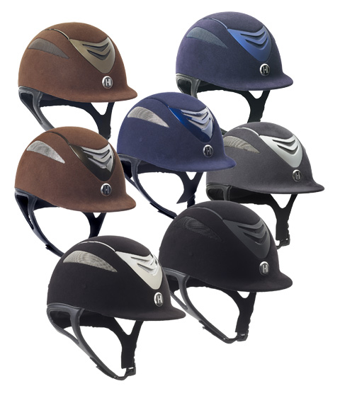 One K Defender- Suede Helmet