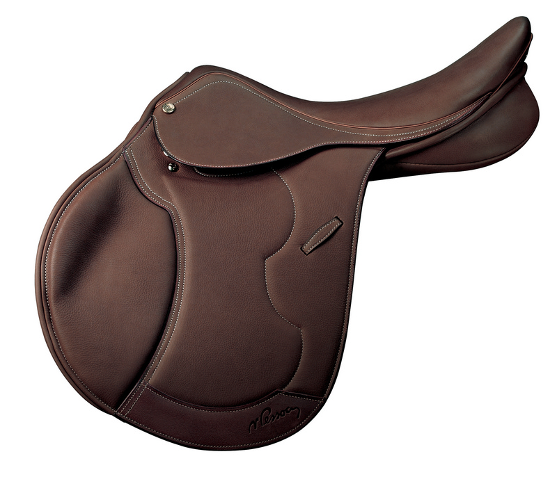 Pessoa Heritage Pro- Covered Leather Saddle