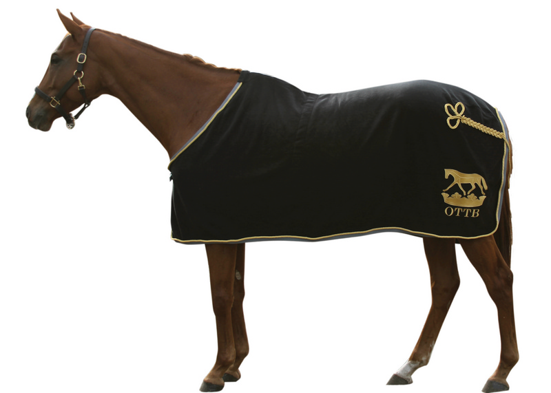 OTTB Fleece Dress Sheet